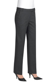 image of product Astoria Trouser Mid Grey