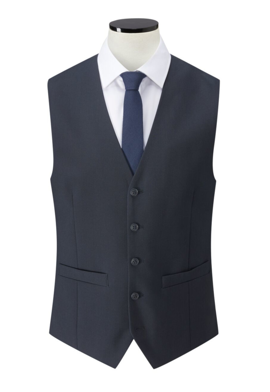 image of product BOROUGH_WAISTCOAT_NAVY