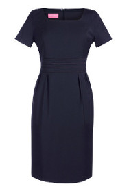 image of product Bordeaux Dress 2347A Navy